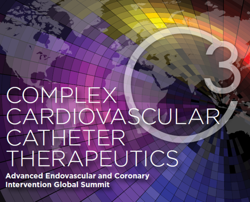 Complex Cardiovascular CATHETER THERAPEUTICS (C3) Advanced Endovascular and Coronary Intervention Global Summit – Diretta Live Dr LANFROI GRAZIANI