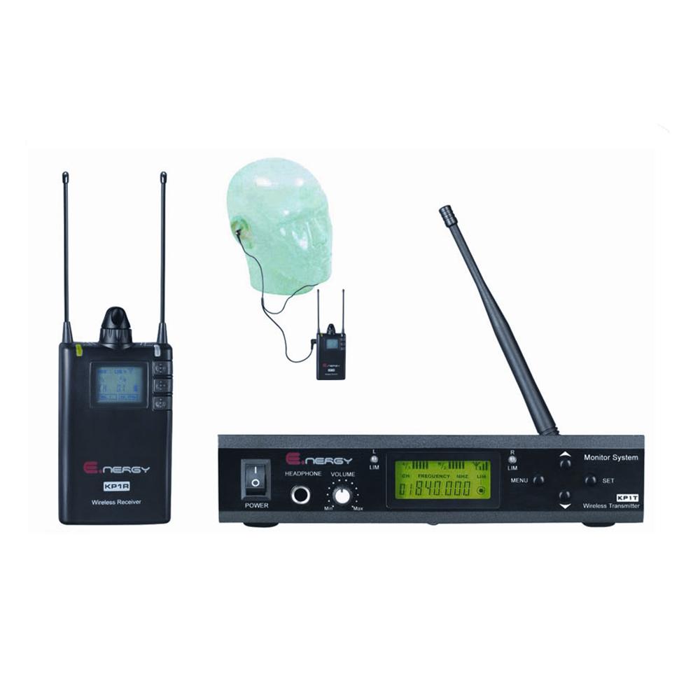 in ear monitor energy, service per regia televisiva, noleggio attrezzatura audio e video