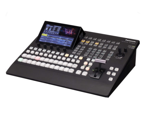 Mixer video Panasonic AV-HS 410N, panasonic, regia, service, noleggio, attrezzatura, video, audio, luci, mixer, SD, immsgini, eventi, event, rent, strumenti, high, definizione, 4k, volume