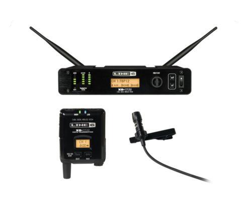 Radiomicrofono Line 6, ATTREZZATURA NOLEGGIO SERVICE REGIA TELEVISIVA, STRUMENTAZIONE AUDIO E VIDEO, CONTROLLO REMOTO