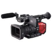 Telecamera Panasonic AG-DVX200, video, riprese, definizione 4k, attrezzatura, service, diretta, live, streming, evento, event
