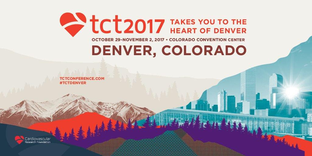 TCT 2017 denver colorado