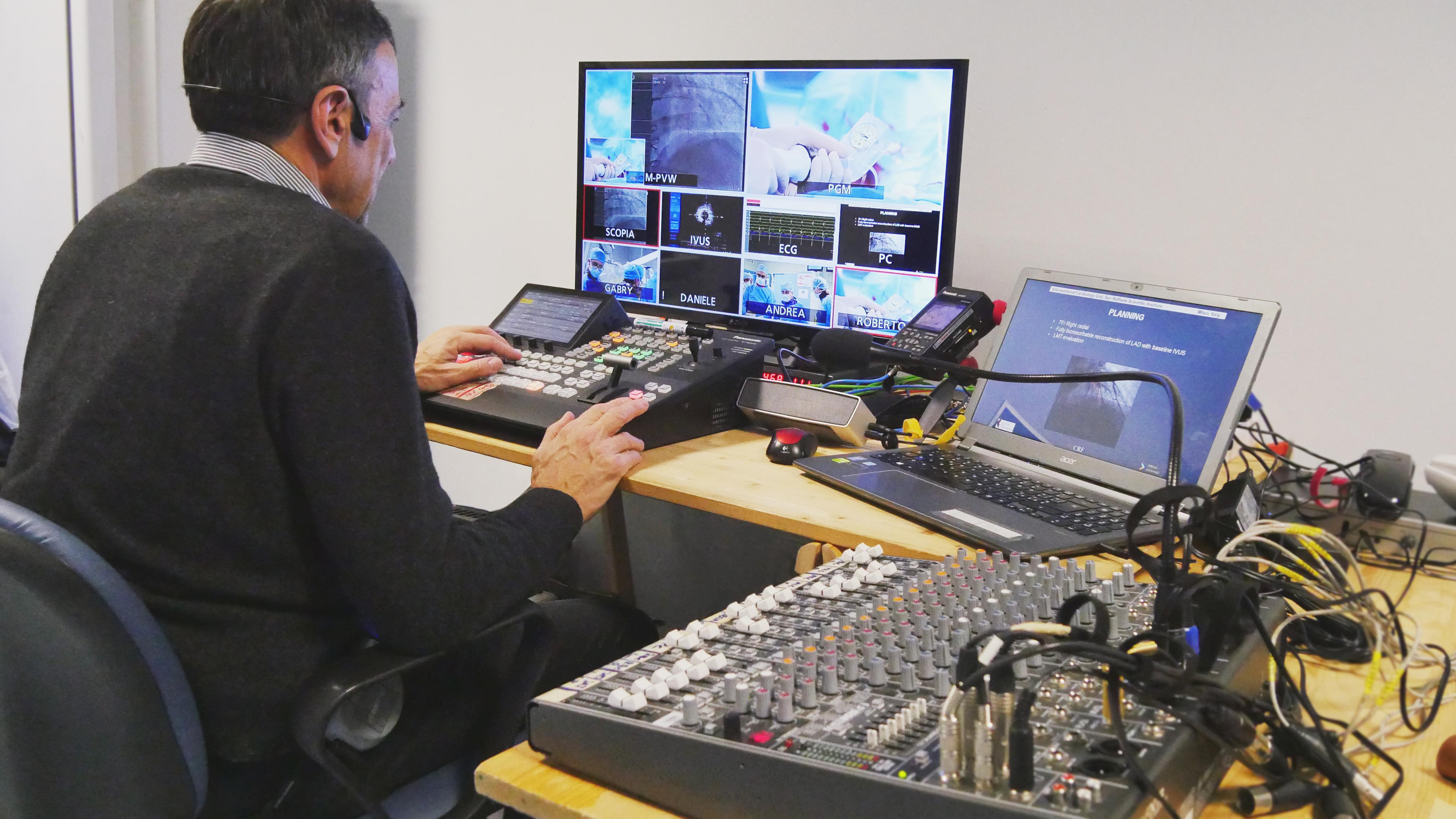 TCT regia televisiva